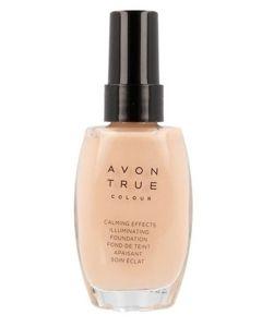Avon true colour calming effects illuminating foundation cream 30ml (Dato)