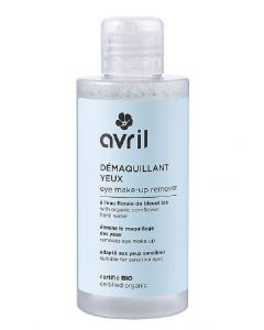Avril démaquillant yeux eye make-up remover 150ml
