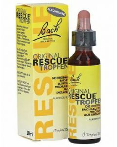 Bach original rescue tropfen 20ml