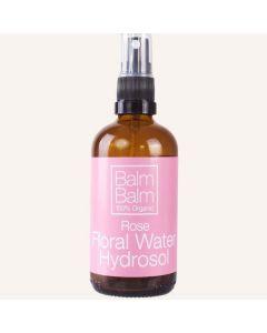 Balm balm rose floral water hydrosol 100ml