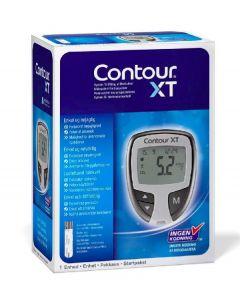 Bayer contour XT system til måling af blodsukker