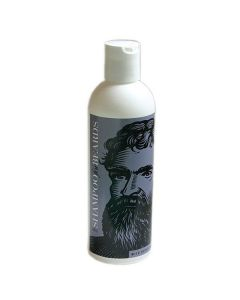 Beardsley ultra shampoo for beards wild berry flavor 237ml