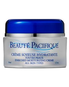 Beauté pacifique enriched moisturizing creme all skin types 50ml