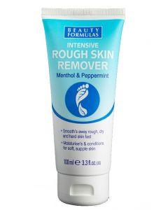 Beauty formulas intensive rough skin remover menthol & peppermint 100ml