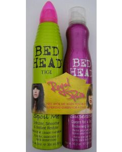 Bed Head Tigi Spoil Me + Superstar