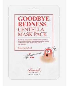 Benton goodbye redness centella mask pack 10 stk. (Dato)