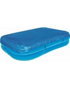 Bestway flowclear bassinoverdækning 2,62m x 1,75m x 51 cm blå
