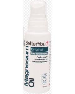 Betteryou magnesium oil original pure mineral spray 100ml