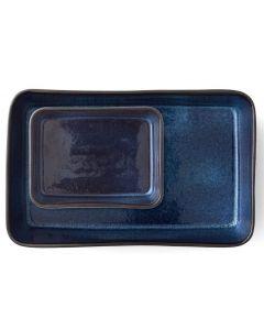 Bitz fadsæt - 2 dele blå