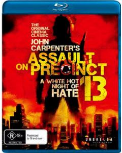 Blu-Ray assault on precinct 13