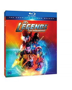 Blu-Ray box dc's legends of tomorrow - the complete second season