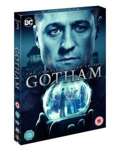 Blu-Ray box gotham - the complete third season