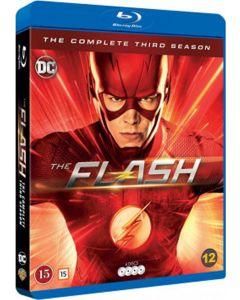 Blu-Ray box the flash - the complete third season