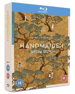 Blu-Ray box the handmaiden