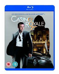 Blu-Ray casino royale 007