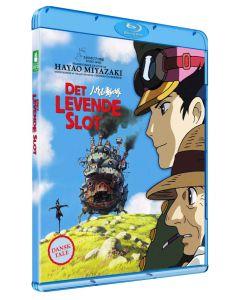 Blu-Ray det levende slot