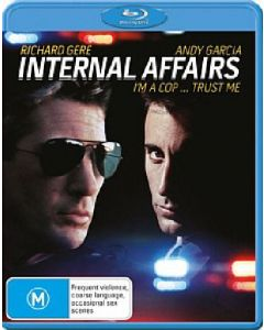 Blu-Ray internal affairs