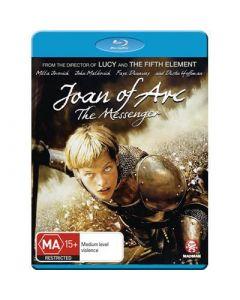 Blu-Ray joan of arc - the messenger