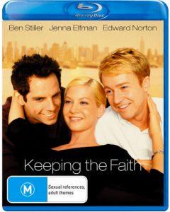 Blu-Ray keeping the faith