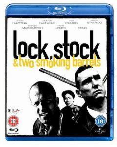Blu-Ray lock stock & two smoking barrels
