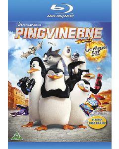 Blu-Ray Pingvinerne