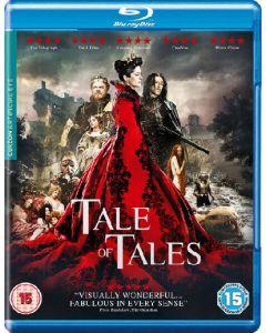 Blu-Ray tale of tales