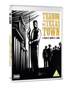 Blu-Ray terror in a texas town