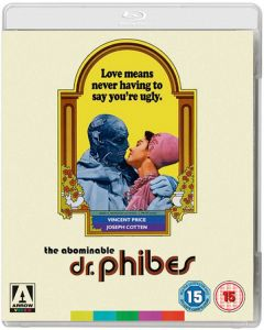 Blu-Ray the abominable dr. phibes