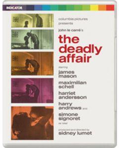 Blu-Ray the deadly affair