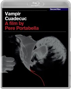 Blu-Ray vampir cuadecuc - a film by pere portabella