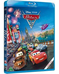 Blu-Ray Biler 2 - Walt Disney/Pixar