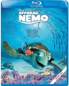 Blu-Ray oppdrag nemo - Walt Disney
