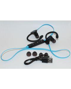 Bluesong intelligent bluetooth headset sort/blå