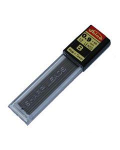 Shine grafit stift til trykblyant 0,9mm B