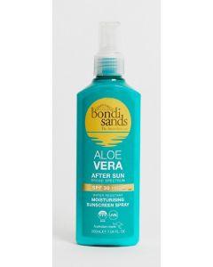 Bondi sands aloe vera after sun SPF30 high moisturising sunscreen spray 200ml