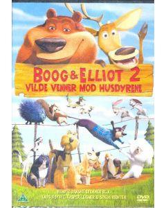 Dvdfilm Boog & Elliot 2 - Vilde Venner Mod Husdyrene