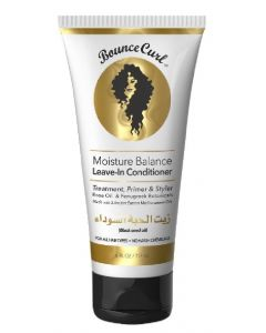 Bounce curl moisture balance leave-in conditioner 117ml