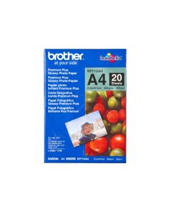 Brother Innobella Premium Plus BP71GA4 fotopapir 20 ark
