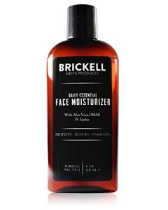 Brickell men's products daily essential face moisturizer 118ml