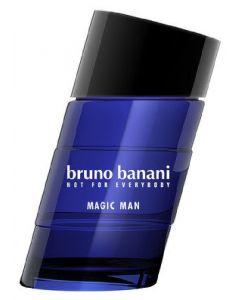 Bruno banani eau de toilette magic man 50ml