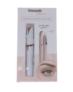 Bsmooth brows removes hair instantly & pain free