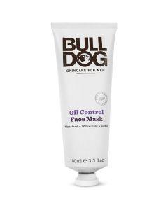 Bull dog skincare for men oil control face mask 100ml