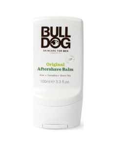 Bull dog skincare for men original aftershave balm 100ml