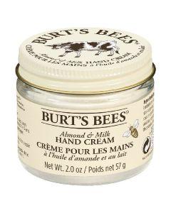 Burt's bees hand cream almond & milk 57g