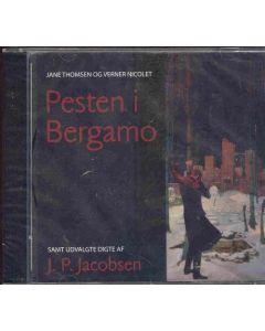 Cd Jane Thomsen og Verner Nicolet - Pesten i Bergamo