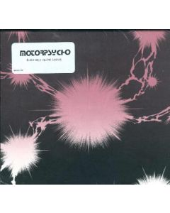 Cd motorpsycho - black hole/blank canvas (2 cd'er)