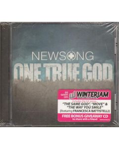 Cd Newsong - One True God