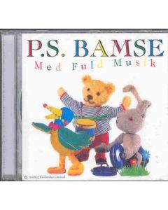 Cd P.S. Bamse - Med Fuld Music