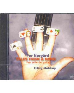 Cd per nørgård - tales from a hand