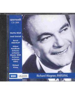 Cd Richard Wagner - Parsifal